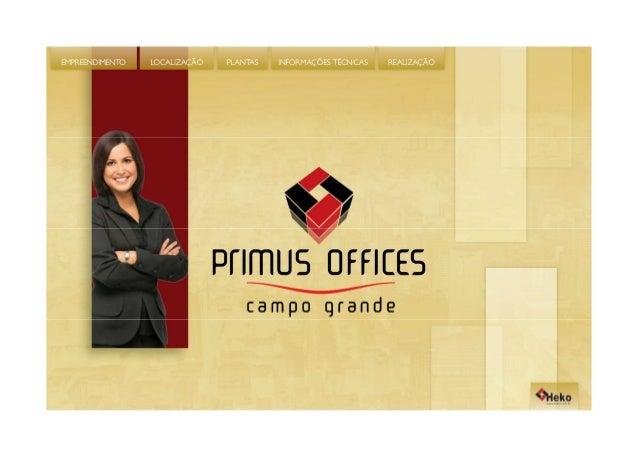 Primus Office Campo Grande