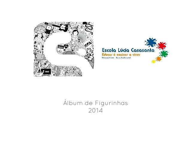 Álbum de Figurinhas  2014
