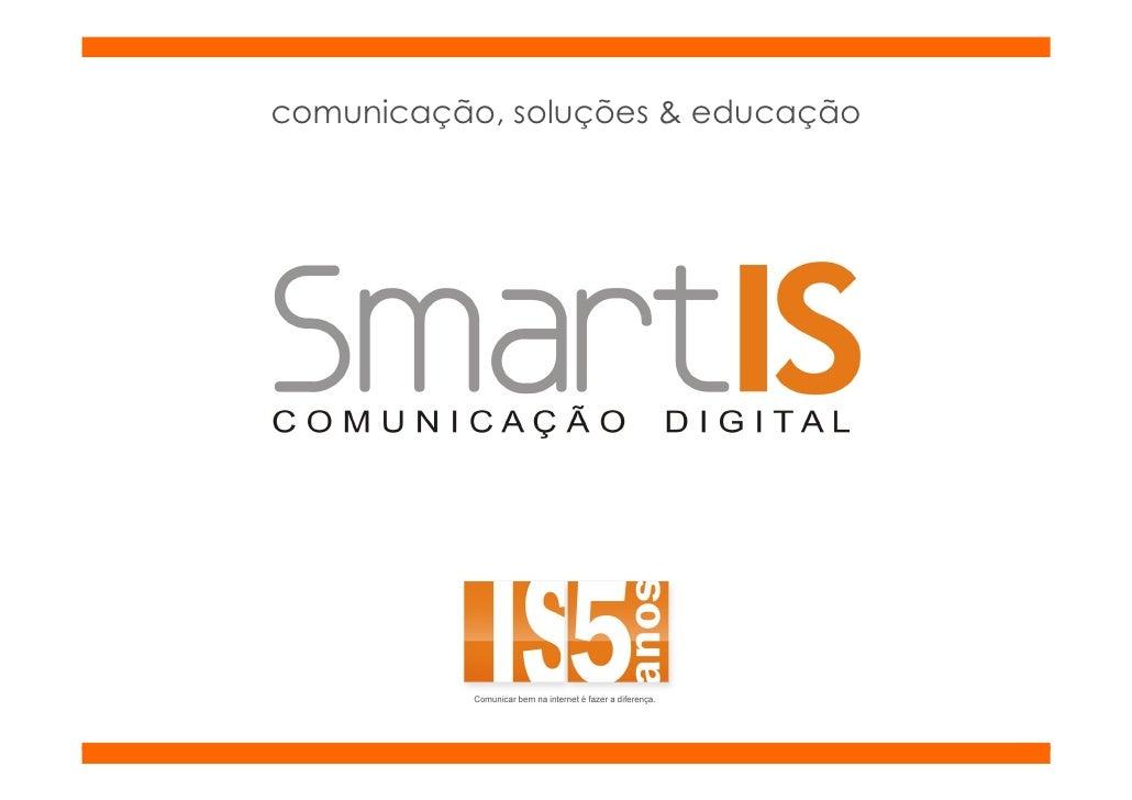 comunicação, soluções & educação