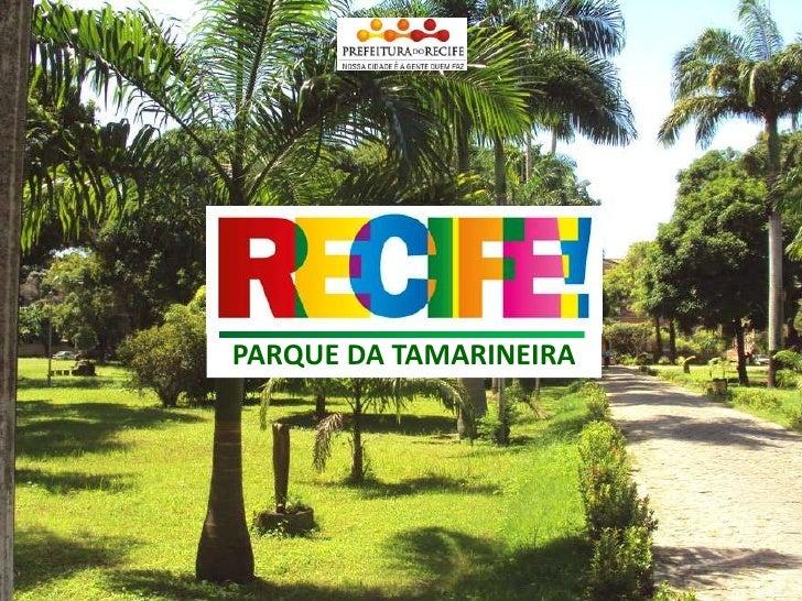 PARQUE DA TAMARINEIRA<br />