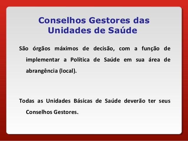 Resultado de imagem para Conselhos de Saúde no Brasil