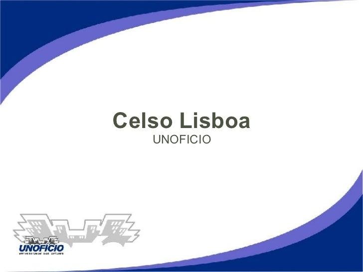 Celso Lisboa UNOFICIO