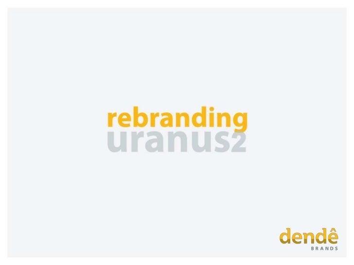 Redesign Uranus2