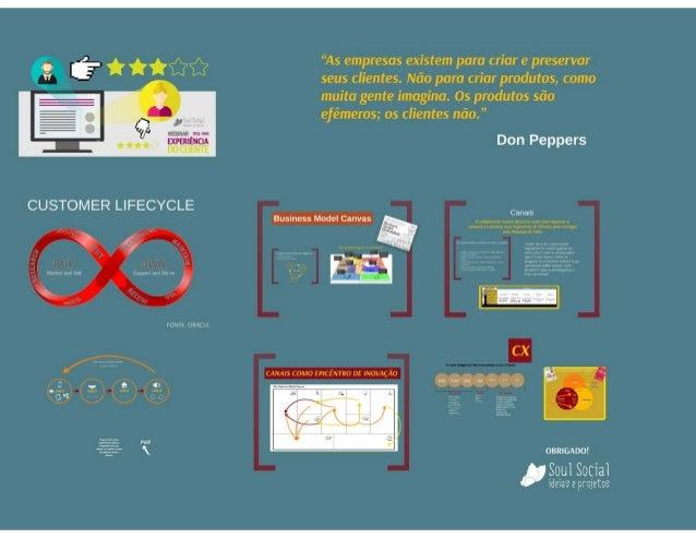 Apresentação Webinar Experiência do Cliente: como a Internet impacta seu Modelo de Negócios