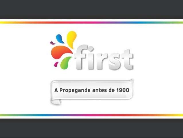 Introdução• O termo propaganda foi utilizado primeiramente pela Igreja Católica,no século XVII, com o estabelecimento pelo...
