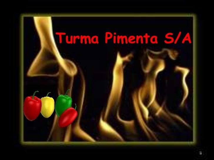 Turma Pimenta S/A<br />