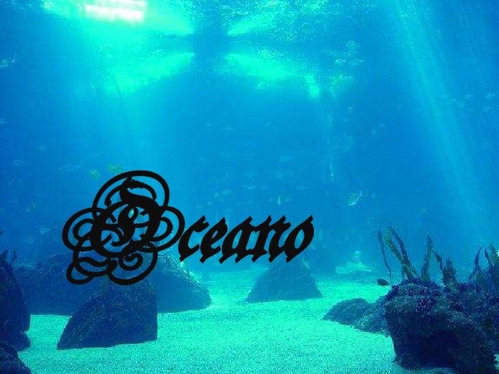 Oceano<br />