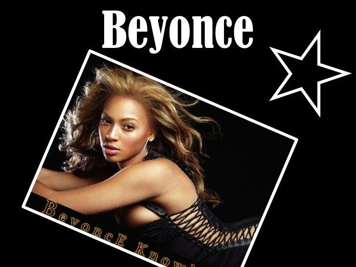 Beyonce<br />