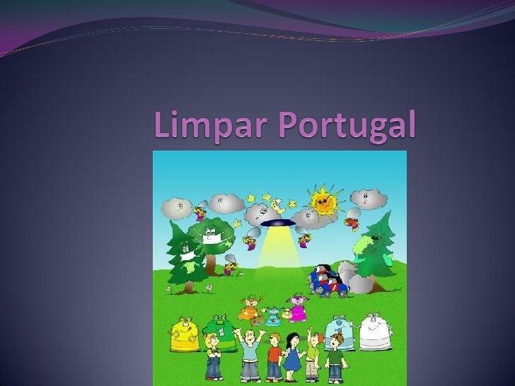 Projecto que pretende reunir o maior número de voluntários para limpar o pais de    entulho no dia 20 de Março de 2010.