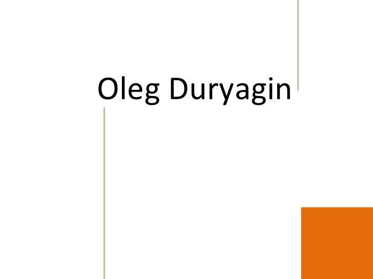OlegDuryagin