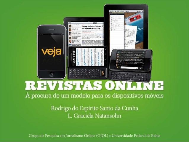 Convergência das notícias para os dispositivos móveis