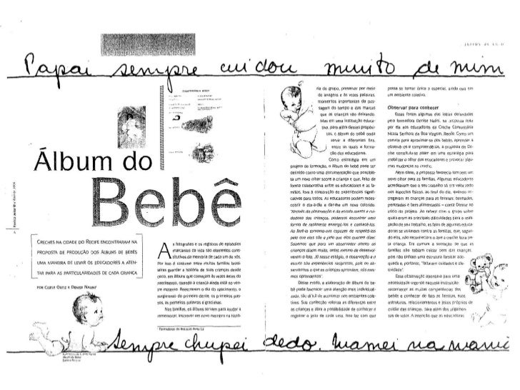 Álbum do Bebe