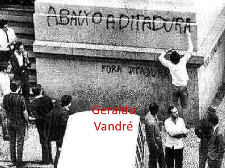 Geraldo Vandré<br />