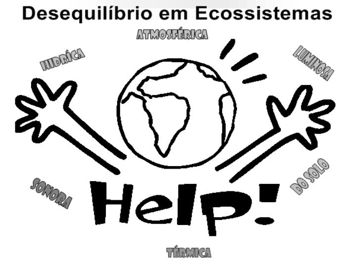 O desequilíbrio ecológico ocorre quando algum elemento (animal ou vegetal) de um ecossistema é reduzido em quantidade, adi...