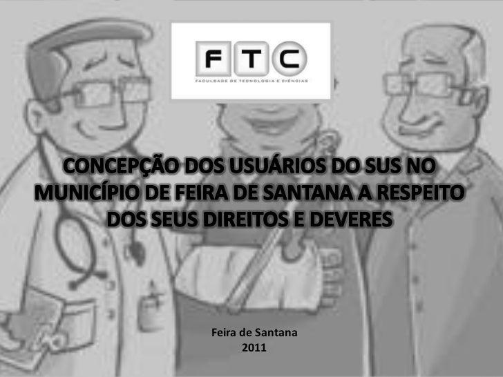 Feira de Santana      2011