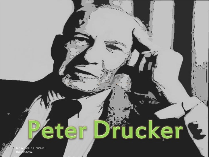 Peter Drucker e Henry Ford
