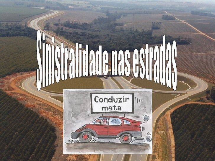 Sinistralidade nas estradas