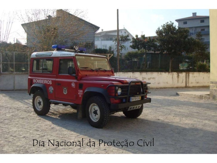 Dia Nacional da Proteção Civil