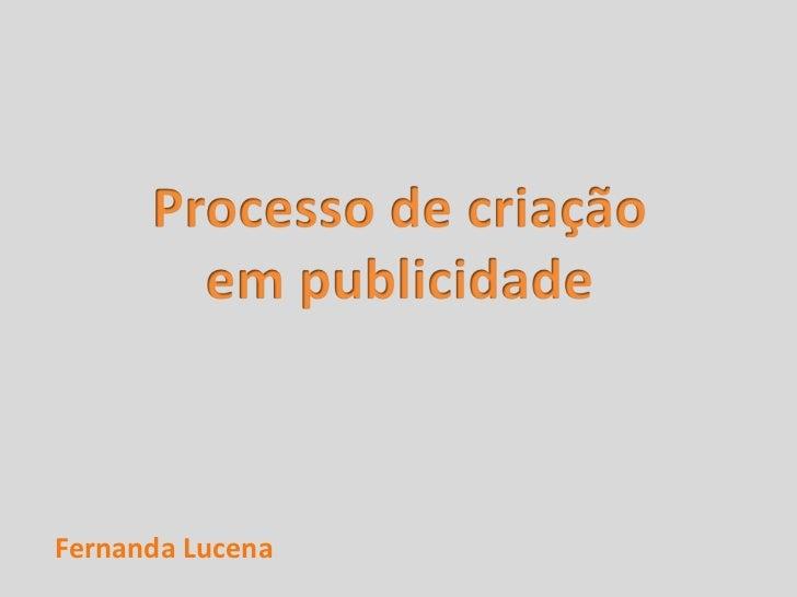 Fernanda Lucena