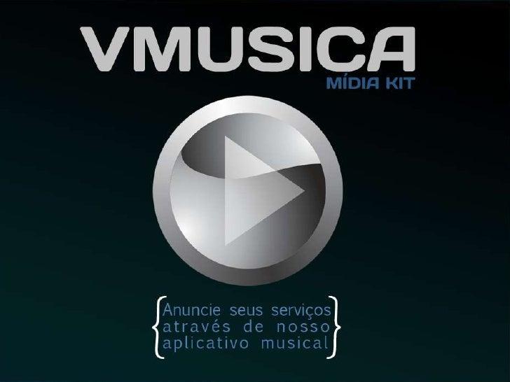vMusica - Mídia Kit