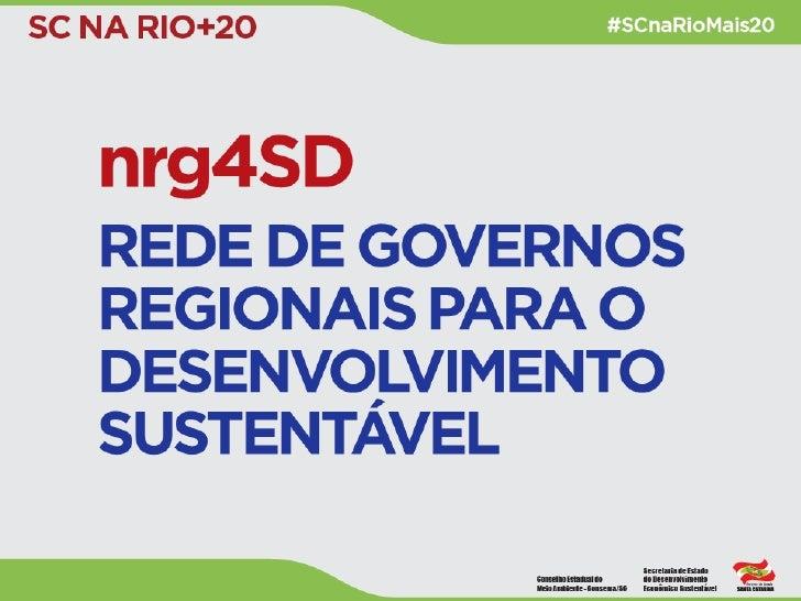Rede de Governos Regionais para o Desenvolvimento Sustentável