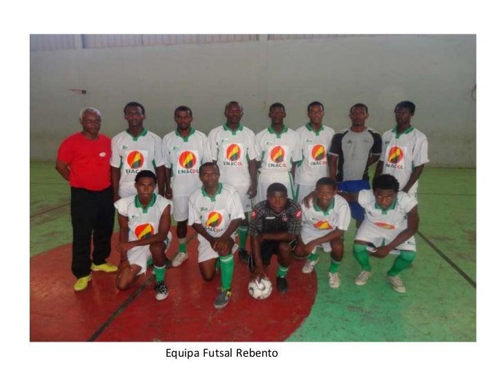 Equipa Futsal Rebento