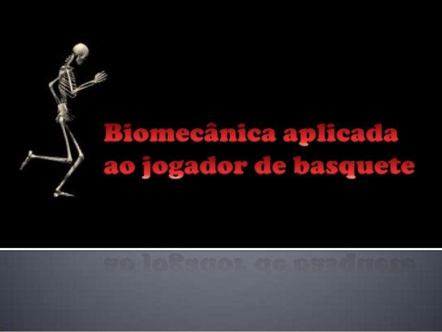 A biomecânica é a base da funçãomúsculo-esquelética. Os músculosproduzem forças que agem atravésdo sistema de alavancas ós...