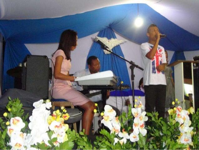 Aniversario da igreja 2012