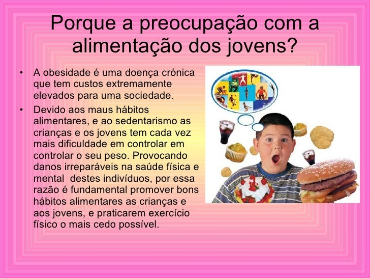 Obesidade Infantil Slide 2