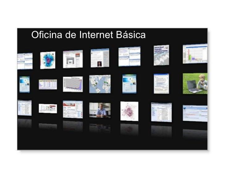 Oficina de Internet Básica