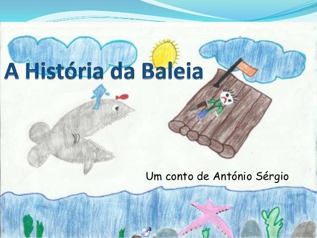 Um conto de António Sérgio
