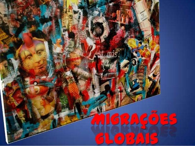 MigraçõesGlobais