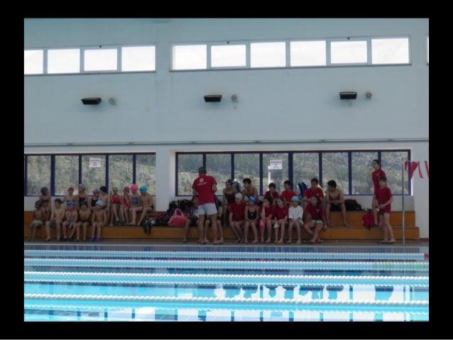 Participação nos Jogos do Nortealentejano - Natação - 2013