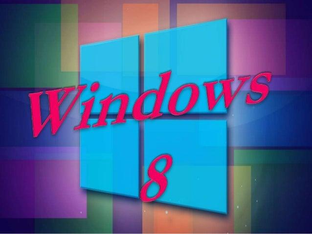 O Windows 8 foi anunciadooficialmente por Steve Ballmer, diretorexecutivo da Microsoft, durante aconferência de pré-lançam...