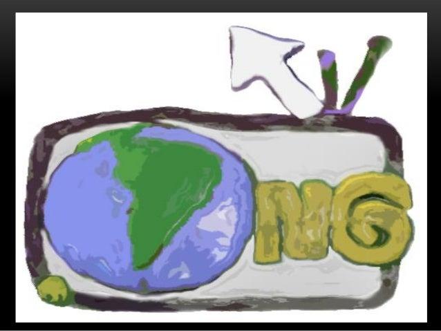 O QUE SÃO ONG'S• As Organizações não governamentais(ONGs) atualmente significam um grupo socialorganizado, sem fins lucrat...