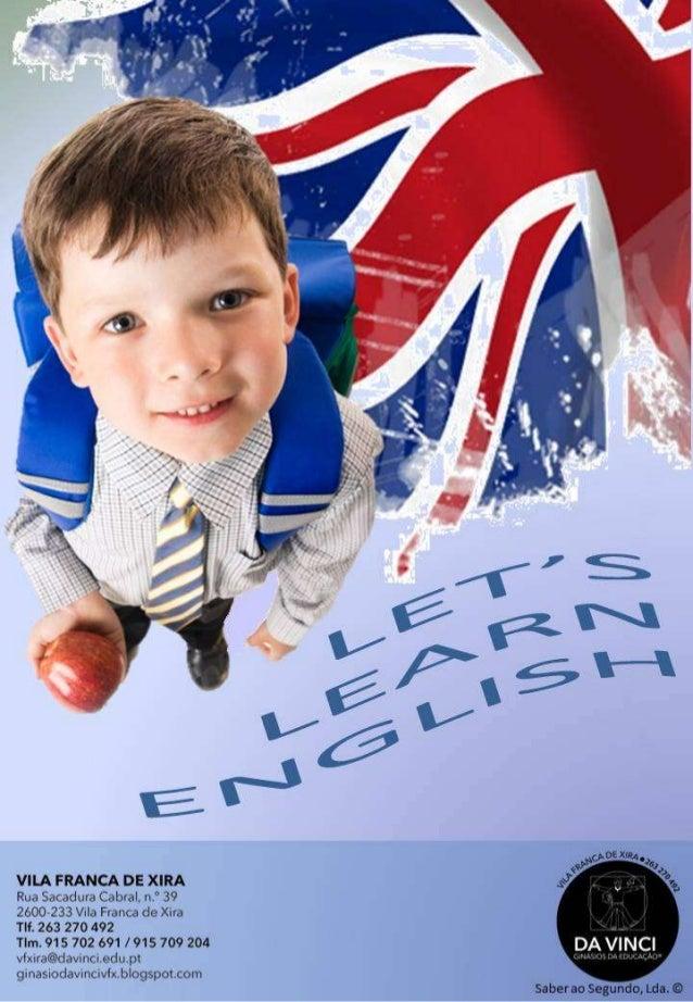 Outubro - Mês do Inglês