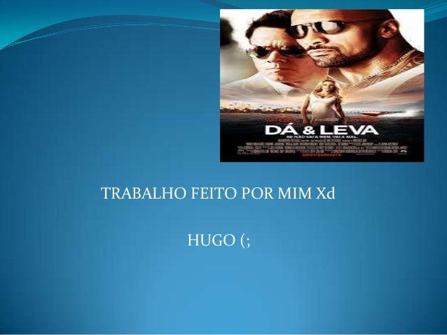 TRABALHO FEITO POR MIM Xd HUGO (;
