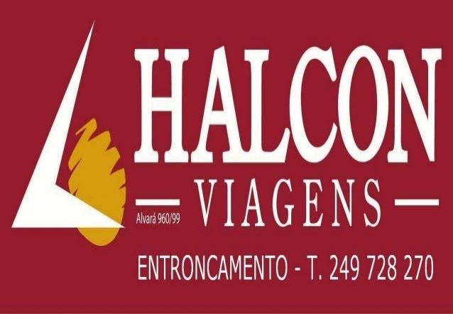 HALCON VIAGENS ENTRONCAMENTO