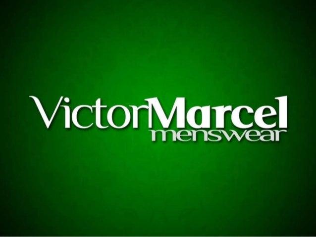 Apresentação Victor Marcel