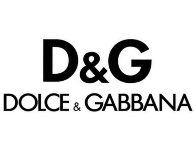 HISTÓRIA Dolce & Gabbana é uma marca italiana internacionalmente famosa, criada pelo estilista Domenico Dolce e Stefano Ga...