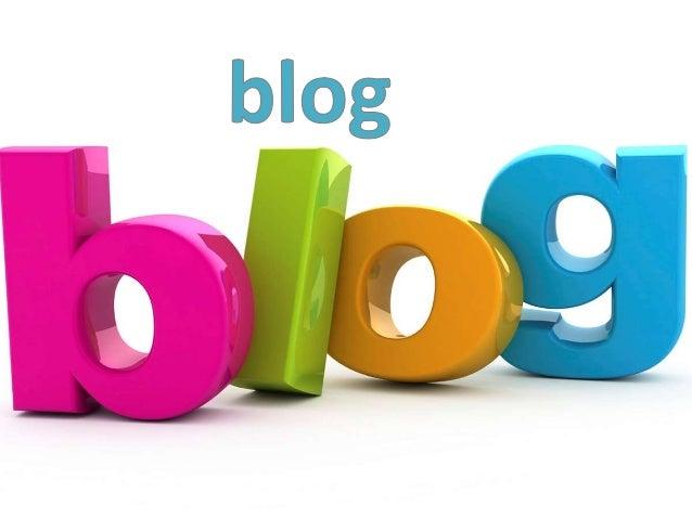 • Um blog, é um espaço na internet em que você  divulga conteúdos, bom você escolhe, no blog  você faz postagens sobre o q...