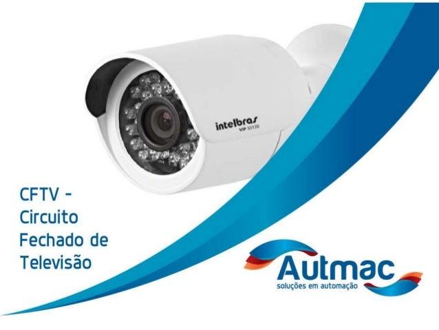 Autmac Soluções em Automação - Manual de CFTV