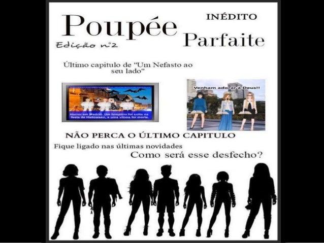 Revista Poupée Parfaite edição nº 2