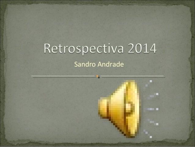 Sandro Andrade