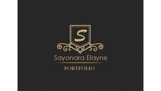 6 ãfsszcefãà Ê Sayonara Elayne PORTFÇBLIO