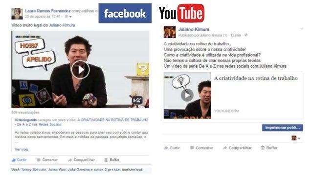 Facebook Vídeos Vs Youtube Vídeos