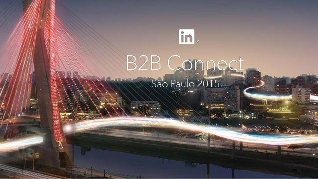 Ana Moisés Diretora de Vendas América Latina, Soluções de Marketing LinkedIn Tendências no mercado B2B