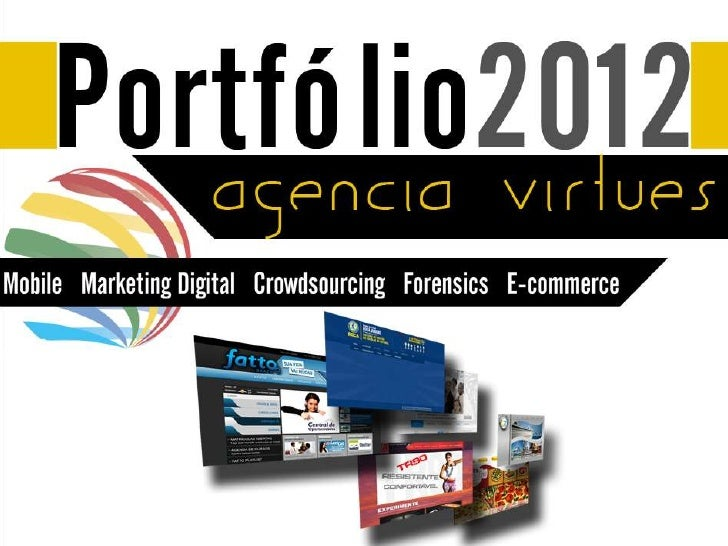 Portfólio 2012 Virtues