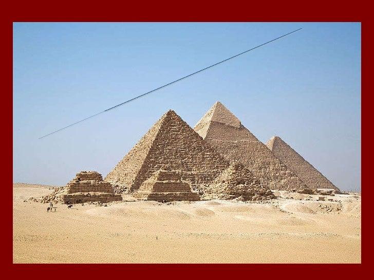 História 1º Ano Professor: Manoel Aires da Silva O Egito Antigo