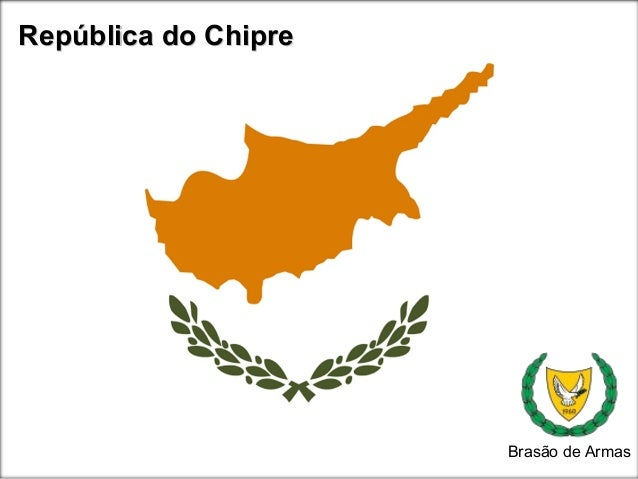 República do ChipreRepública do ChipreBrasão de Armas